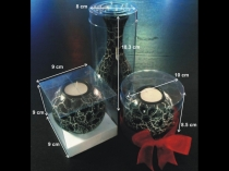 Ambalaje rotunde pentru decoratiuni